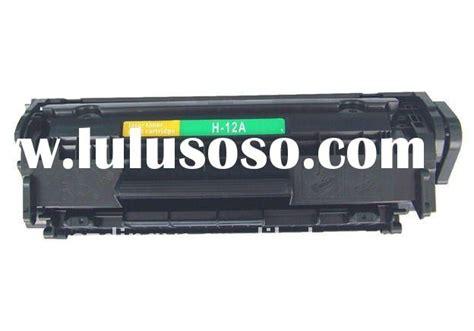 Seal Segel Toner Cartridge Hp 1010 1020 1015 3015 12a Q2612a hp toner cartridge 12a hp toner cartridge 12a