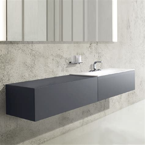 keuco edition 11 vanity unit with 1 pullout compartment