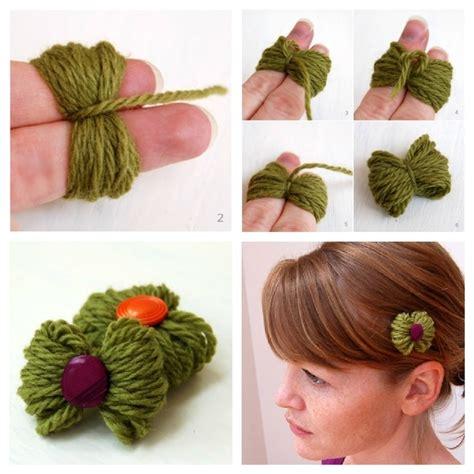 easy yarn crafts for yarn crafts for easy craftshady craftshady