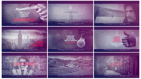 Time Dimension Special Events Envato Videohive After Effects Templates Adobe After Effects Templates Envato