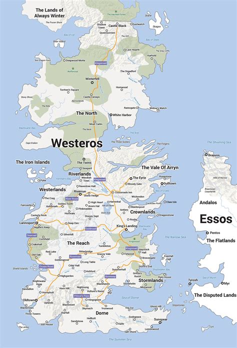 got map of thrones westeros hits maps j seo