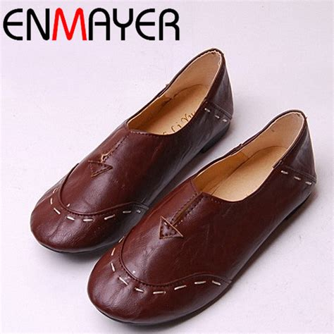 popular flat shoes enmayer ballet shoes free shipping most popular portable