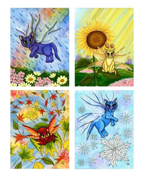 zyla pixie spring artists 63 best images about fairy cats on pinterest angels