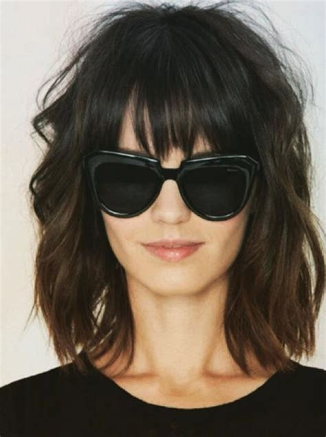 mages of bob with shaggy fringe 716 best images about hair goals on pinterest