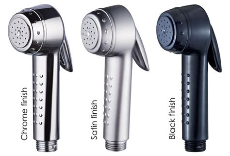 New Faucet No Water Push Button Hand Shower Head For Kitchen Or Toilet H706