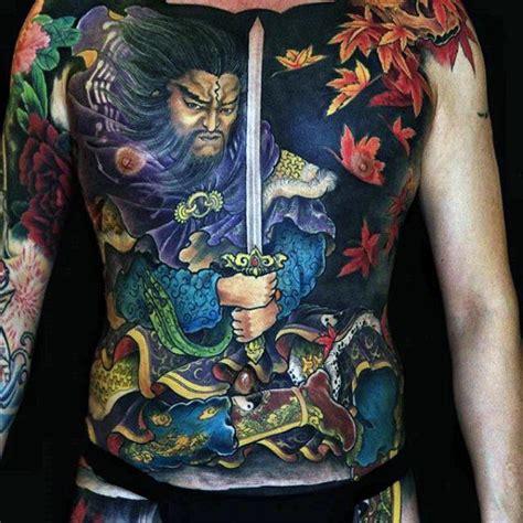 full body chinese tattoo 75 chinesische tattoos f 252 r m 228 nner maskulines design