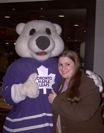 toronto maple leafs carlton the carlton the