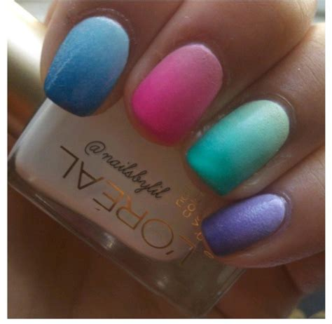 ombre design 2014 summer nail colours joy studio design gallery