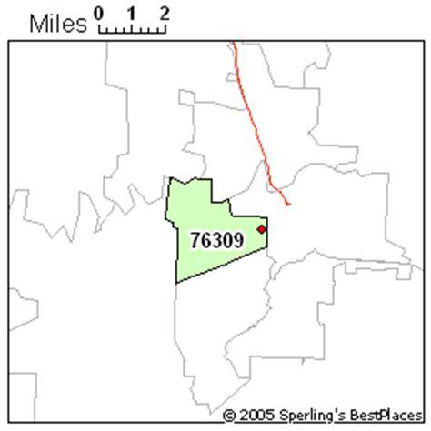 zip code map wichita falls tx best place to live in wichita falls zip 76309 texas