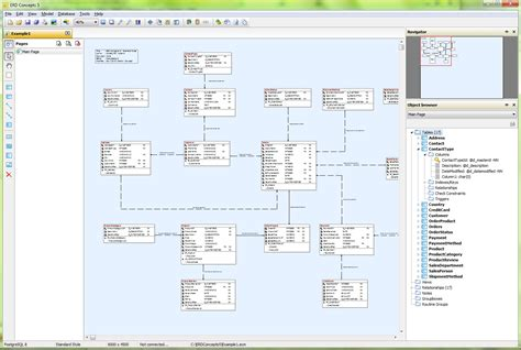 erd design erd concepts is a database design and query tool for all