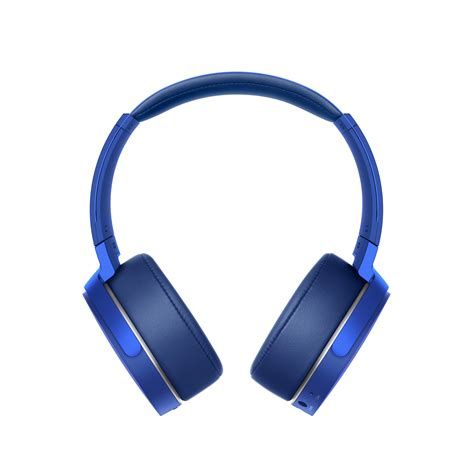 Headset Sony Bass Bluetooth Headphone Mdr Xb950b1 Blue sony mdr xb950b1 bluetooth wireless bass headphones ebay