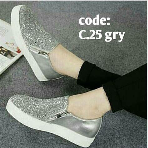 Baru Baru Sepatu Wanita Casual Poxing Sds105 sepatu wanita casual poxing sds105 187 mukena cantik baju muslim fashion b4im