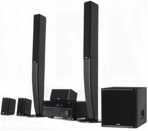 yamaha yht 697 5 1 channel network home theater system