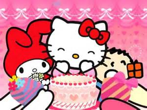 kitty 生日囉