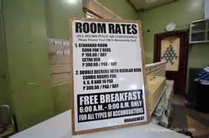 ymca hostel cebu city beyondcebu
