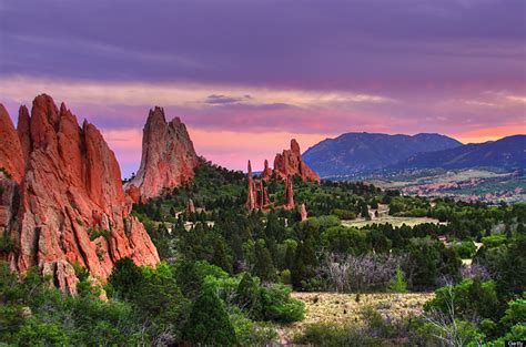 Garden Of The Gods Usa These 16 Places Are So Beautiful They Look Like Tales