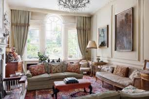 traditional country living room design ideas