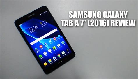 Tablet Samsung Galaxy A7 review samsung galaxy tab a7 2016 la probamos y esto opinamos fotos epic mobile epic