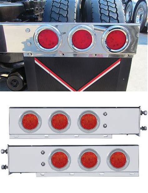 mud flap hangers with lights mud flap hangers with led lights clear lens mud chang