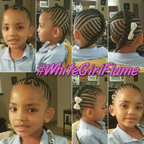 Braided Kid Hairstyles by 333 Best Braided Hairstyles Images On