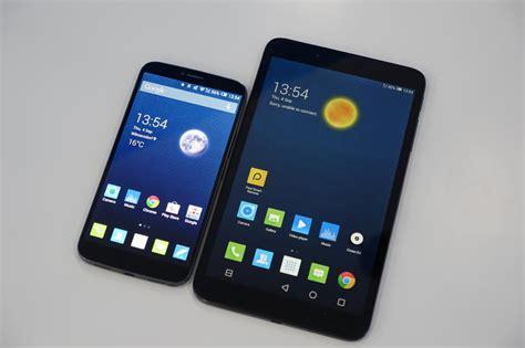 Hp Alcatel One Touch 2c alcatel presenta la 8 una tablet de 8 n 250 cleos y lte