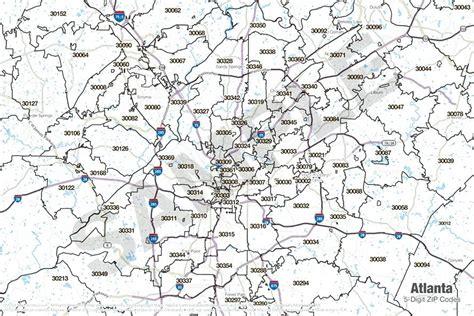 zip code map hton roads maps georgia zip codes map
