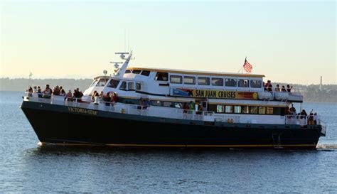 boat cruise seattle wa bellingham bay brewers cruise san juan cruises