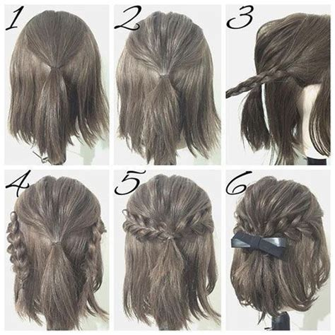 step by step for bob ombre sideswept bangs wavy lob blunt bob slicked back spiky