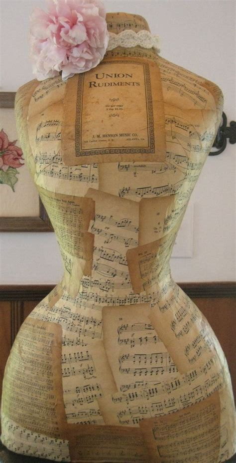 How To Make A Paper Mache Dress Form - 26 best images about dress forms on bat