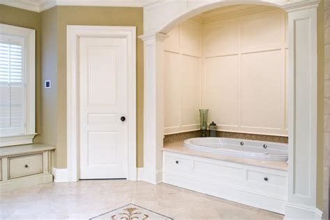 bathroom door paint trustile paint grade mdf interior doors in chicago at