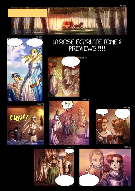 la rose carlate tome la rose ecarlate tome 8 previews 05 by patricialyfoung on