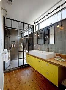 Replace Window With French Doors - 10 id 233 es pour donner un style industriel 224 sa salle de bain