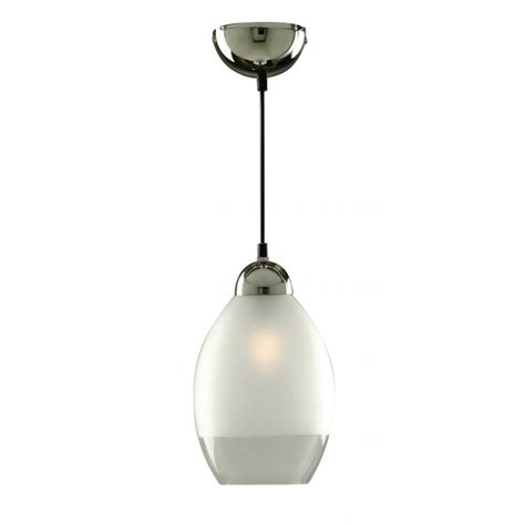 Chrome Pendant Light Searchlight 7704 Pendants 1 Light Polished Chrome Ceiling Pendant