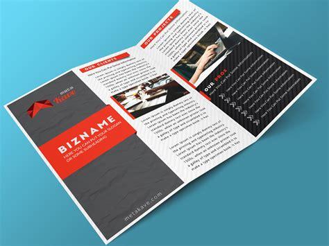 z fold brochure template free z fold brochure template metakave