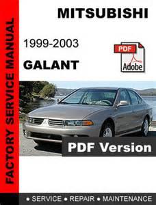 2002 Mitsubishi Galant Owners Manual Mitsubishi Galant 1999 2000 2001 2002 2003 Factory Oem