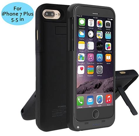 7 best iphone 7 plus battery cases charging cases with power
