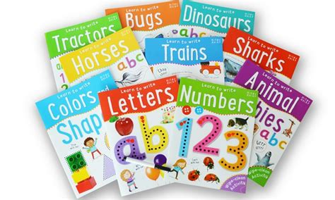 Animal Learn To Write Wipe Clean Activity Book book depot ca deal of the day groupon