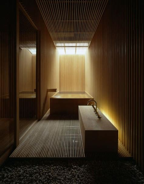 Japanese Bathroom Lighting 30 Peaceful Japanese Inspired Bathroom D 233 Cor Ideas Digsdigs