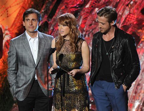 film med emma stone och ryan gosling ryan gosling photos photos 2011 mtv movie awards show