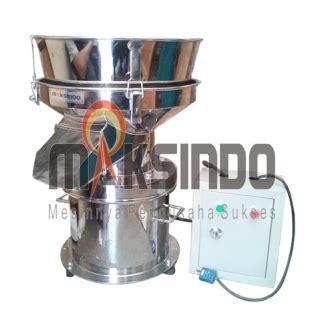 Mesin Tepung jual mesin ayakan tepung stainless berkualitas di tangerang toko mesin maksindo bsd tangerang