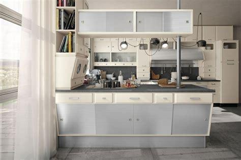 Déco rétro   belle cuisine vintage par Kitchens from Marchi