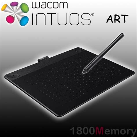 Wacom Intuos Pen Tablet Medium Cth 690 wacom intuos pen touch medium tablet cth 690 black software option wireles ebay