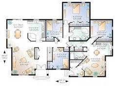 house plans with attached apartment 1000 images about planos dep on floor plans