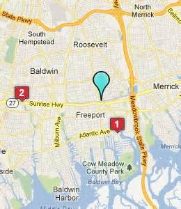 map of freeport freeport ny hotels motels see all discounts