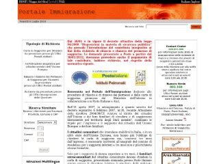 portale immigrazione automazione permessi carte di soggiorno sito portale immigrazione