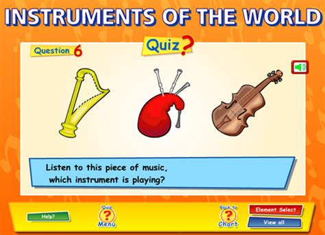 7 Instruments Id To Learn by Instruments Of The World Content Classconnect