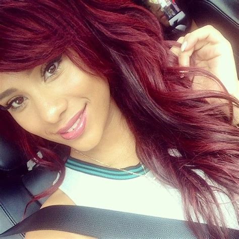 cynsanta hair color 268 best images about erica mena and cyn santana on