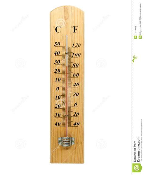 Termometer Fahrenheit isolerad celsius och fahrenheit termometer arkivfoton