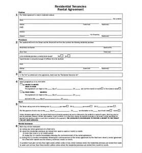 doc 736952 apartment rental agreement printable sle