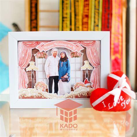 Jual Kado Pernikahan by Toko Hadiah Wedding Scrapframe Kado Pernikahan Kado Wisudaku
